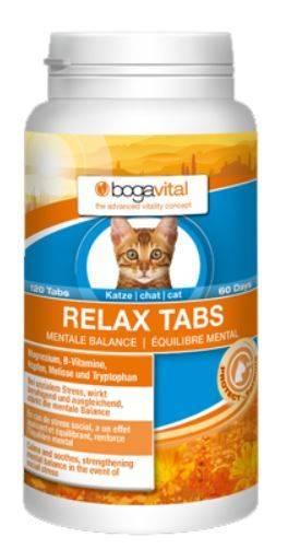Bogavital Relax Tabs - 120 Comprimés