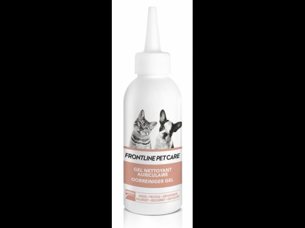 Frontline Pet Care Nettoyant auriculaire Gel 125 ml