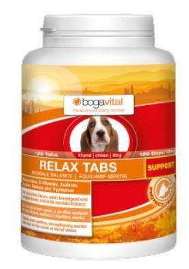 Bogavital Relax Tabs Chien - 120 Comprimés