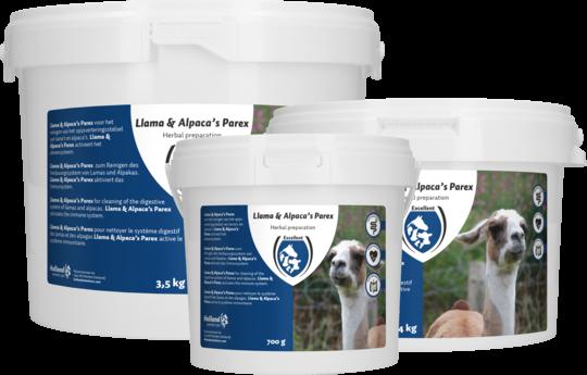 Llama & Alpaca's Parex Intestin Digestion