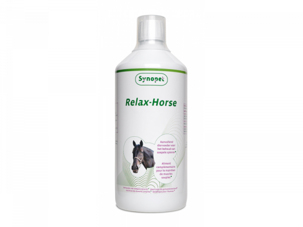Synopet Cheval Relax Horse Calmant 1000 ml