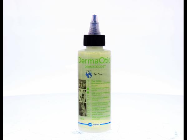 DermaOtic Nettoyant Auriculaire 125 ml