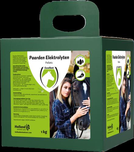 Horse Electrolytes Granulés 1 kg