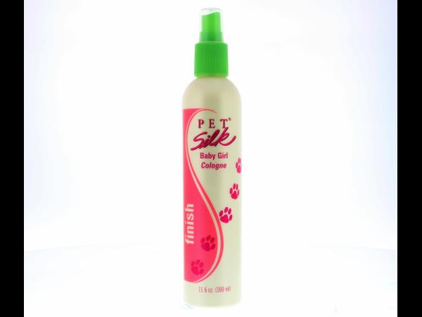 Pet Silk Baby Girl Cologne 300 ml flacon
