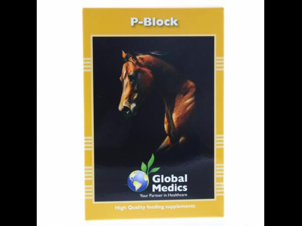 P Block Global Medics 10 x 30 grammes
