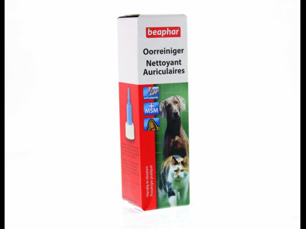 Beaphar Nettoyant auriculaire 50 ml