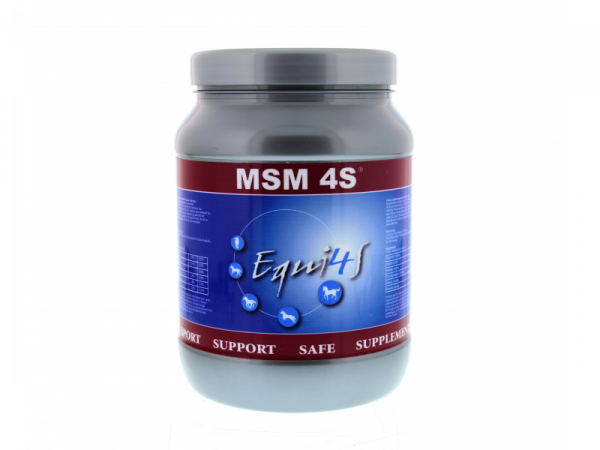 Equi MSM 4SMuscles Cheval 0.9 kg