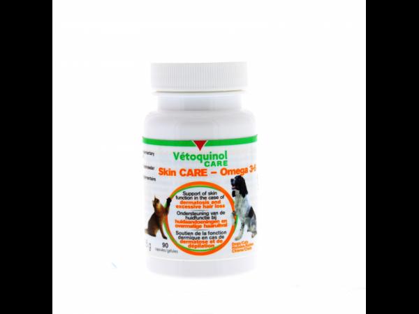 Vetoquinol Care Omega 3-6 90 capsules