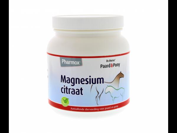 Pharmox Dr Horse Citrate de Magnésium Cheval Poney 500 grammes