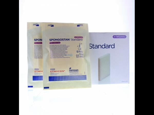 Spongostan Standard MS0002 2 pièces
