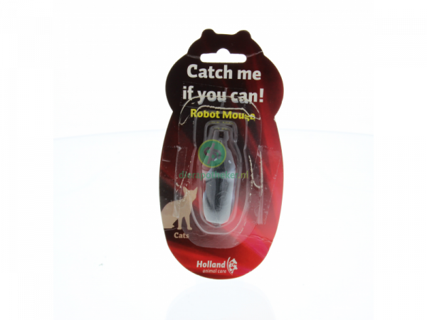 Robot Mouse Catch Me If You Can 1pièce