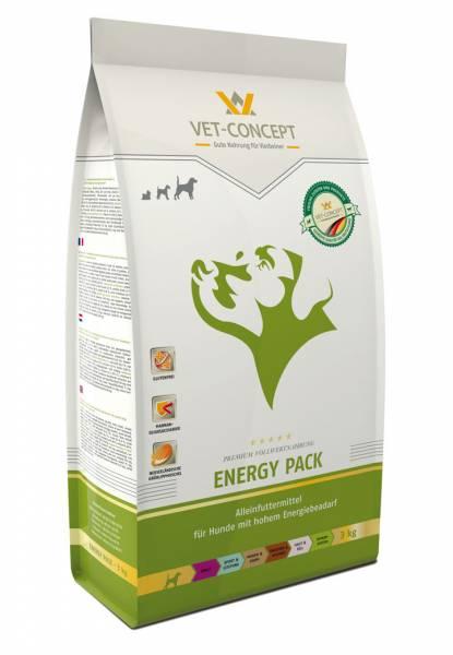 Vet-concept Energy Pack Chien 10 kg