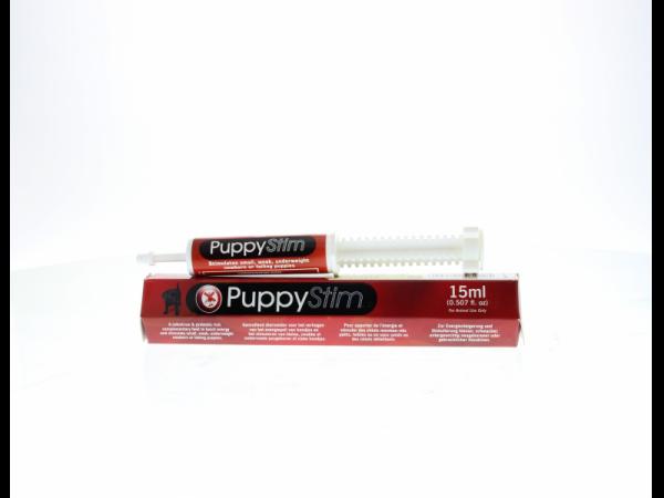 PuppyStim Seringue orale 15 ml