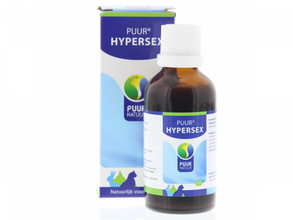 Puur Hypersex (=Pulsion sexuelle) 50 ml