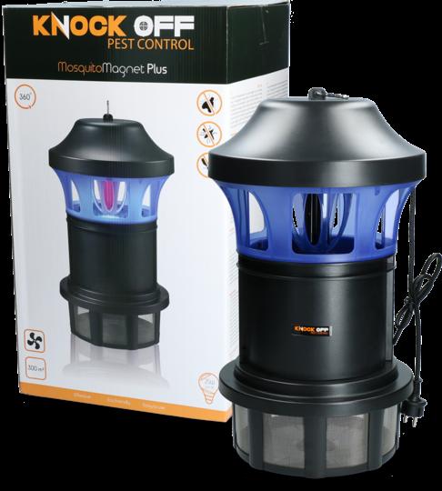 Knock Off Lampe anti-moustiques Plus