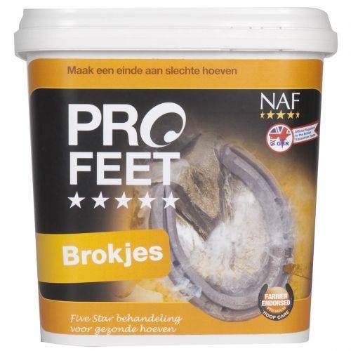 NAF ProFeet Pellets / Granulés Cheval 3 kg