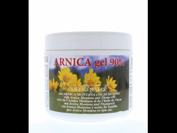 Officinalis Arnica Gel Cheval Poney 500 ml