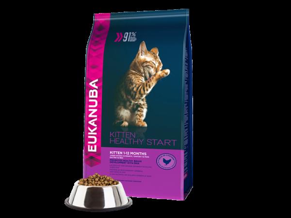 Eukanuba Cat Kitten Healthy Start