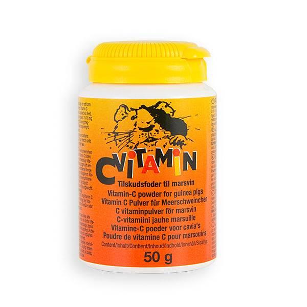 Diafarm Vitamine C Cochon d'Inde 50 grammes