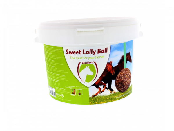 Sweet Lolly Ball Récompense Cheval et Poney